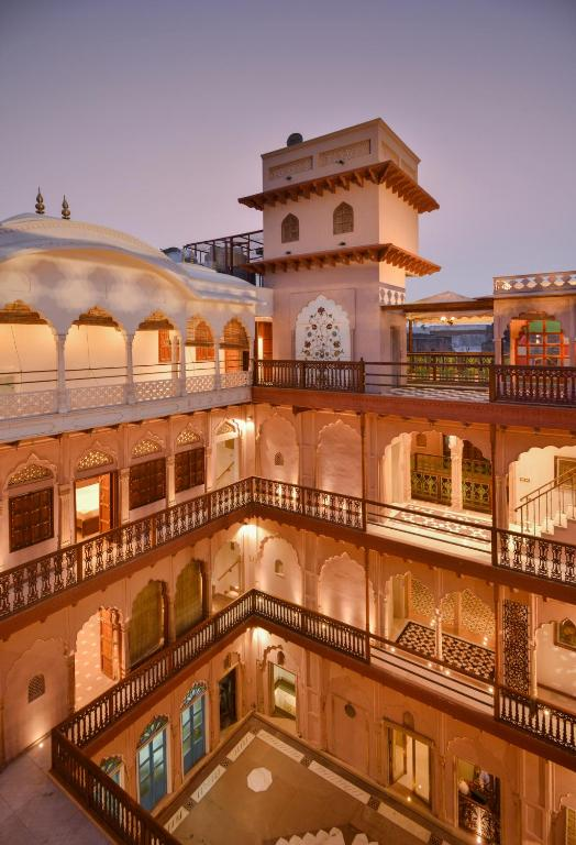 Haveli Dharampura - UNESCO awarded Boutique Heritage Hotel