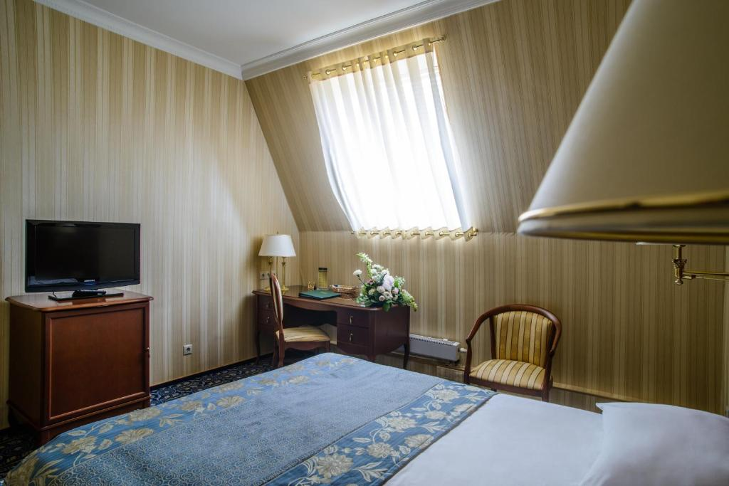 Double or Twin Room - Attic Park Hotel Kaluga