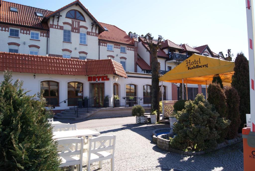 noclegi Krynica Morska Hotel Kahlberg