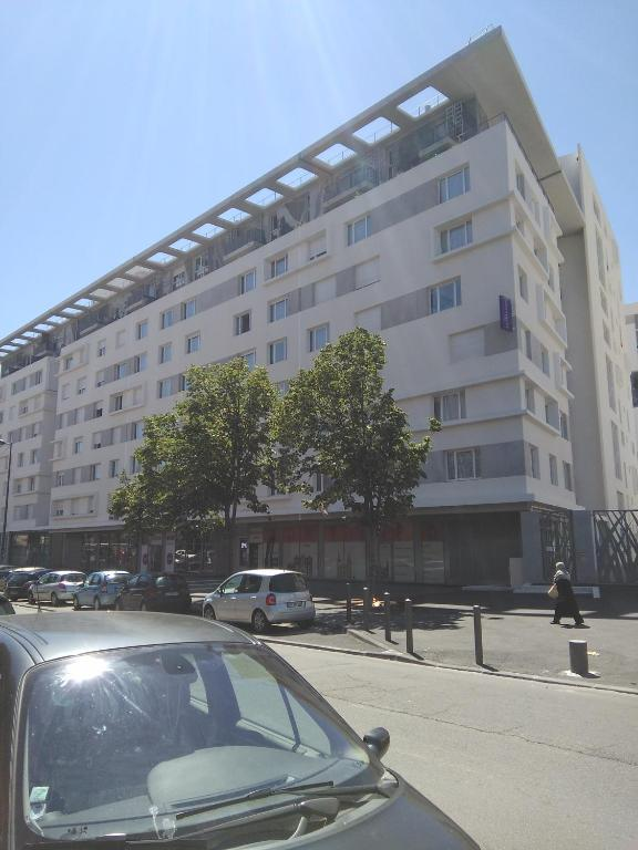 Montempô Apparthôtel Marseille Centre Euromed