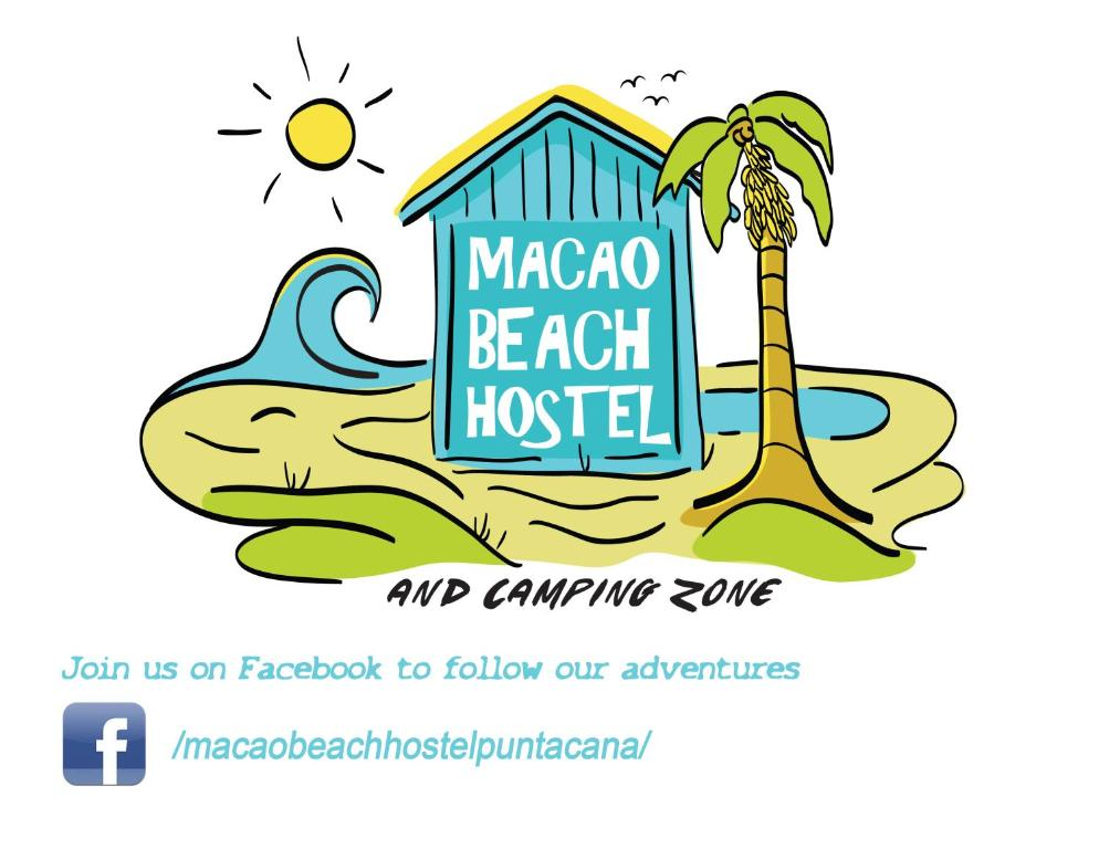 Tent Macao Beach Hostel
