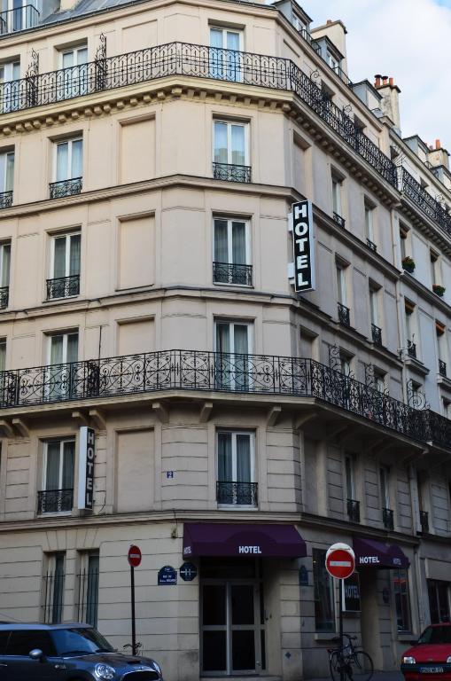 Hotel Rue Du Chemin Vert Paris