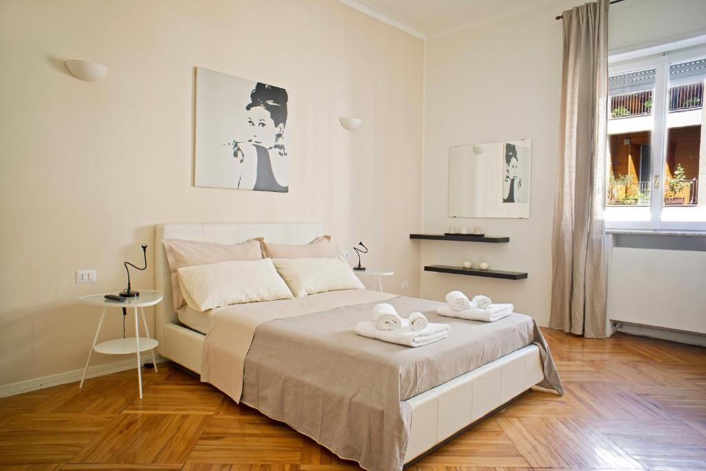 Milano Moscova Apartment
