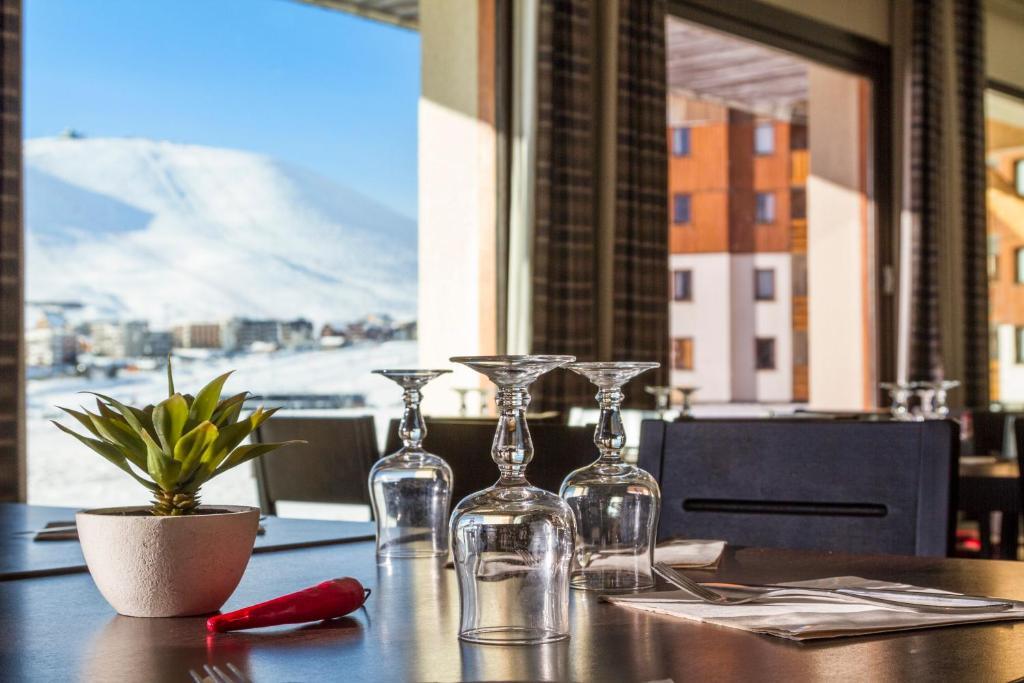Hotel Club Alpes D Huez