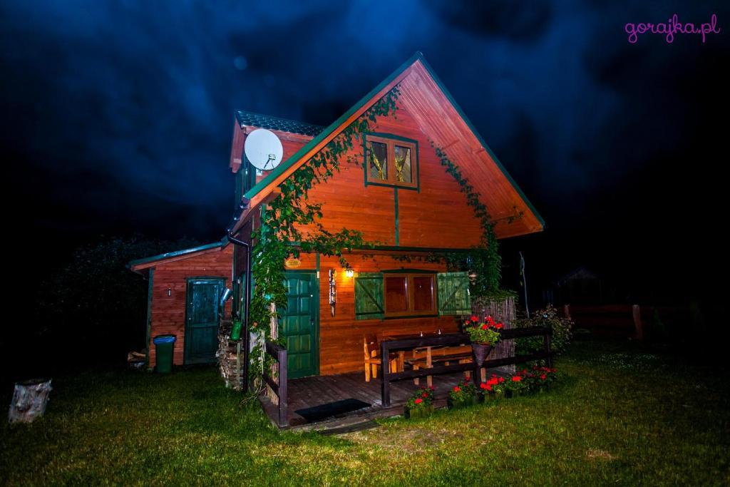 noclegi Sasino Domki Karaibskie