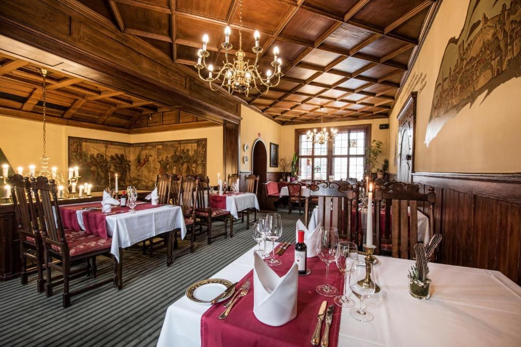 Weinrestaurant Turmschänke - Eisenach - ein Guide Michelin-Restaurant
