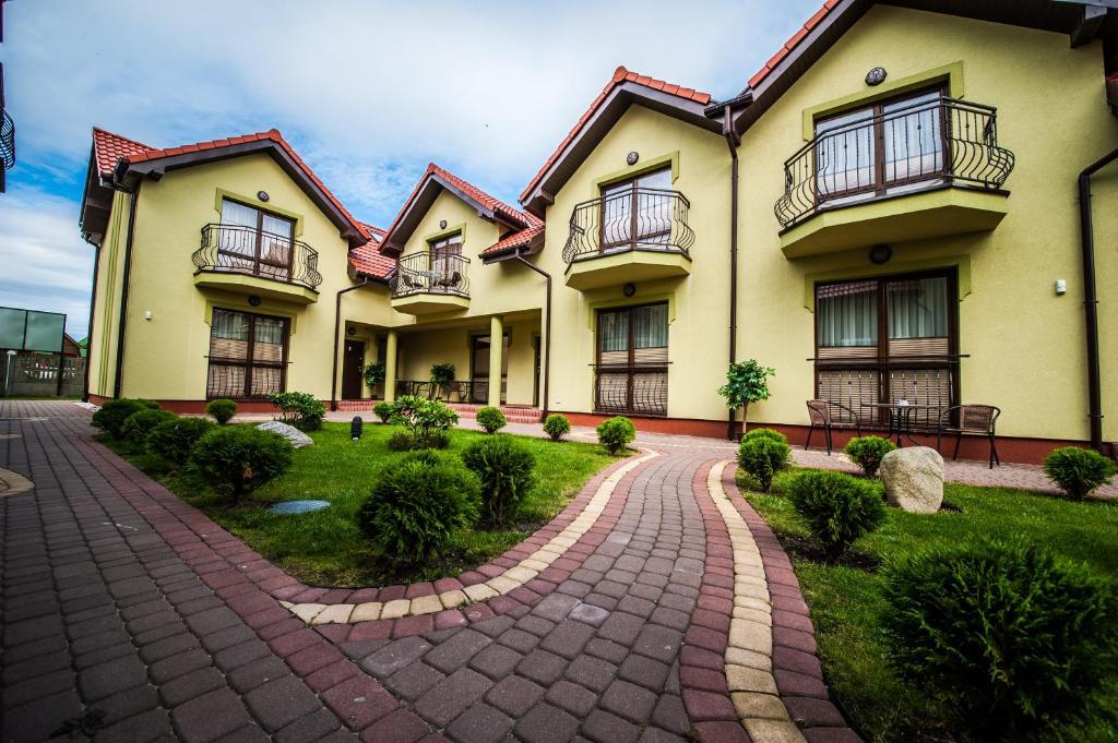 noclegi Sarbinowo Apartamenty EWiTA