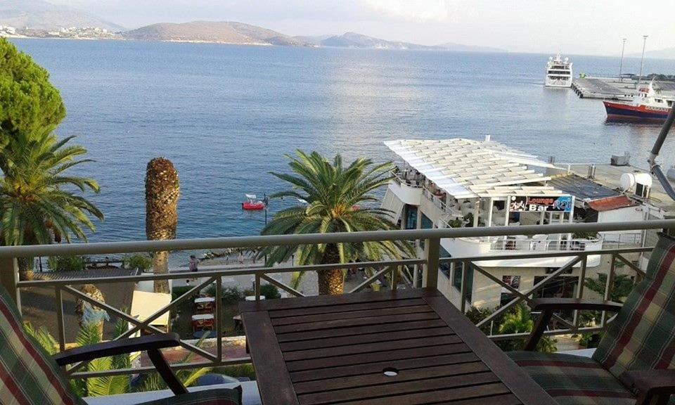 Apartament cu vedere la mare Apartment in Saranda