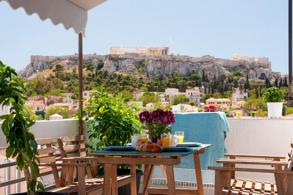 Amazing Penthouses with Acropolis View