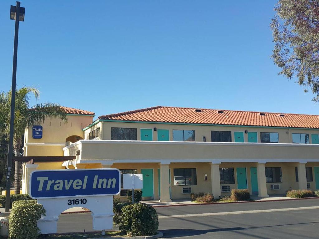 Travel Inn Lake Elsinore R 233 Servation Gratuite Sur Viamichelin