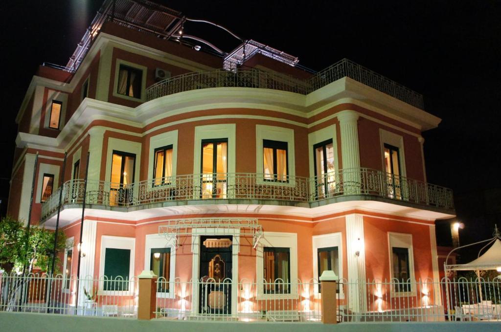Hotel Bacoli Villa Oteri