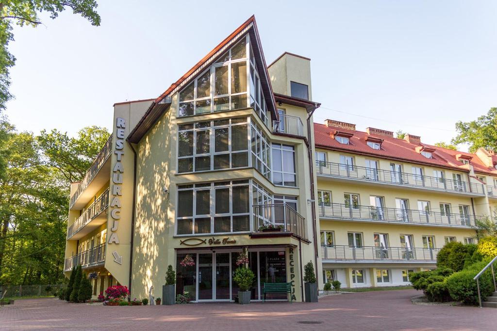noclegi Kołobrzeg Villa Tarsis