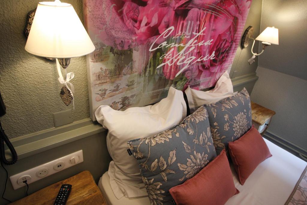 hotel roses strassburg informationen und buchungen online viamichelin. Black Bedroom Furniture Sets. Home Design Ideas