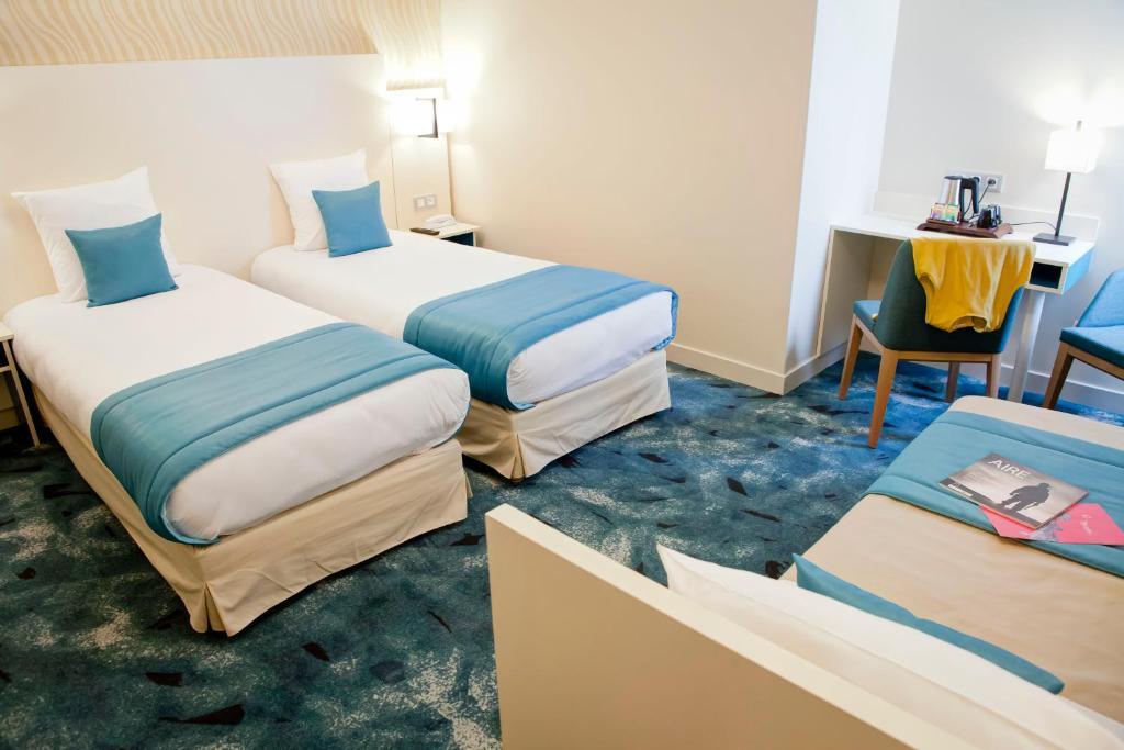 Hotel Des Remparts Lyon