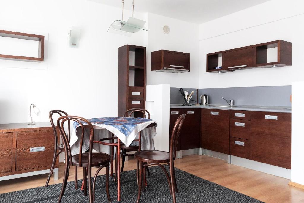 noclegi Sopot Beach Apartment Sailor Sopot