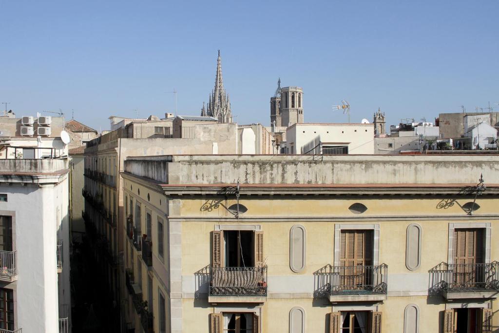 El jardi barcelona viamichelin informationen und for Hotel el jardi barcelona