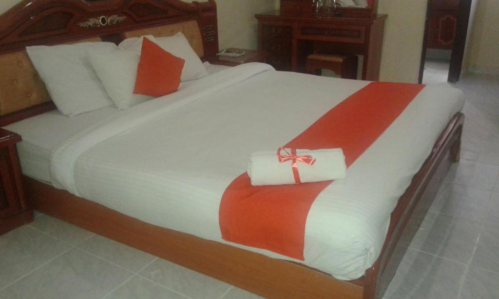 Double Room Hotel Via Espana