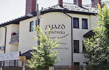 noclegi Nowy Sącz Hotel Rypsówka