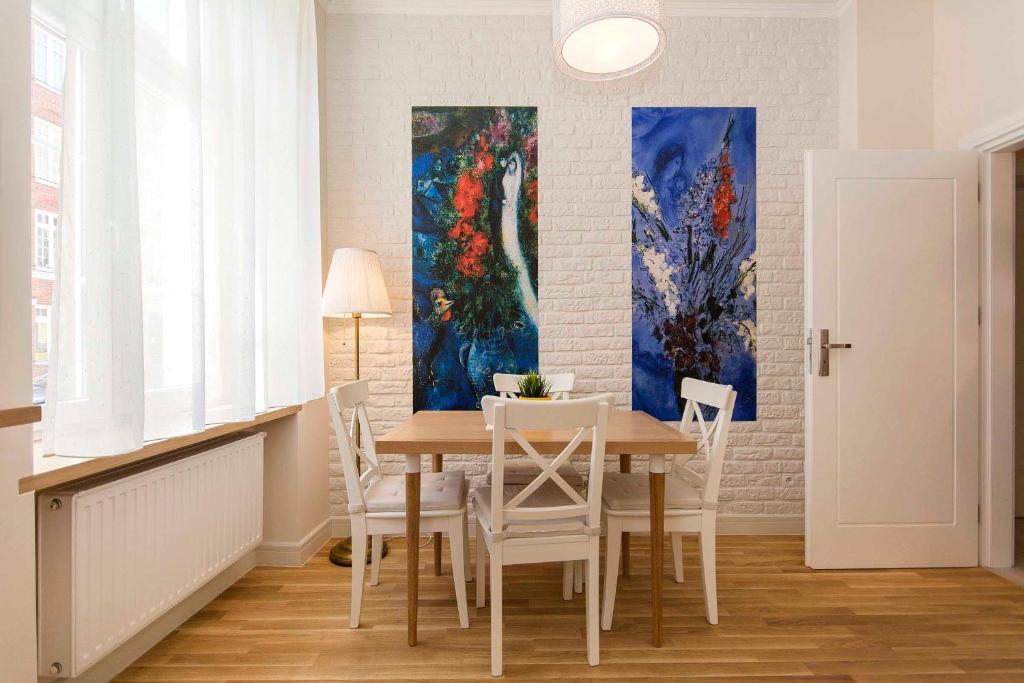 noclegi Gdańsk Apartament Kolorowy Na Starówce