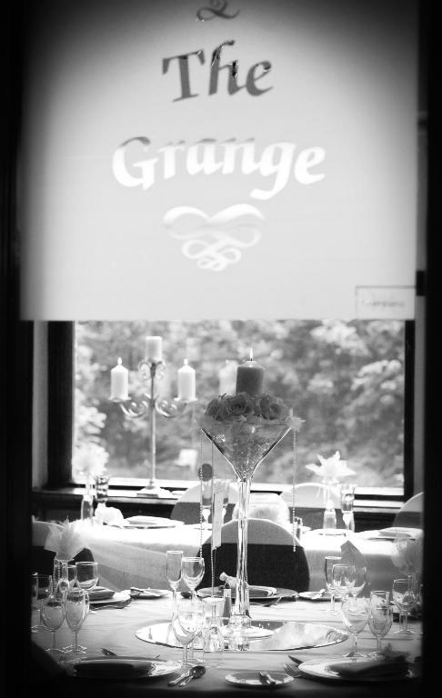 Mercure Manchester Norton Grange Hotel And Spa
