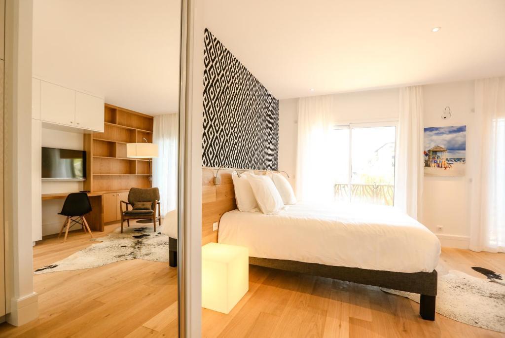 le kube annecy centre villas prestige annecy viamichelin informationen und online buchungen. Black Bedroom Furniture Sets. Home Design Ideas