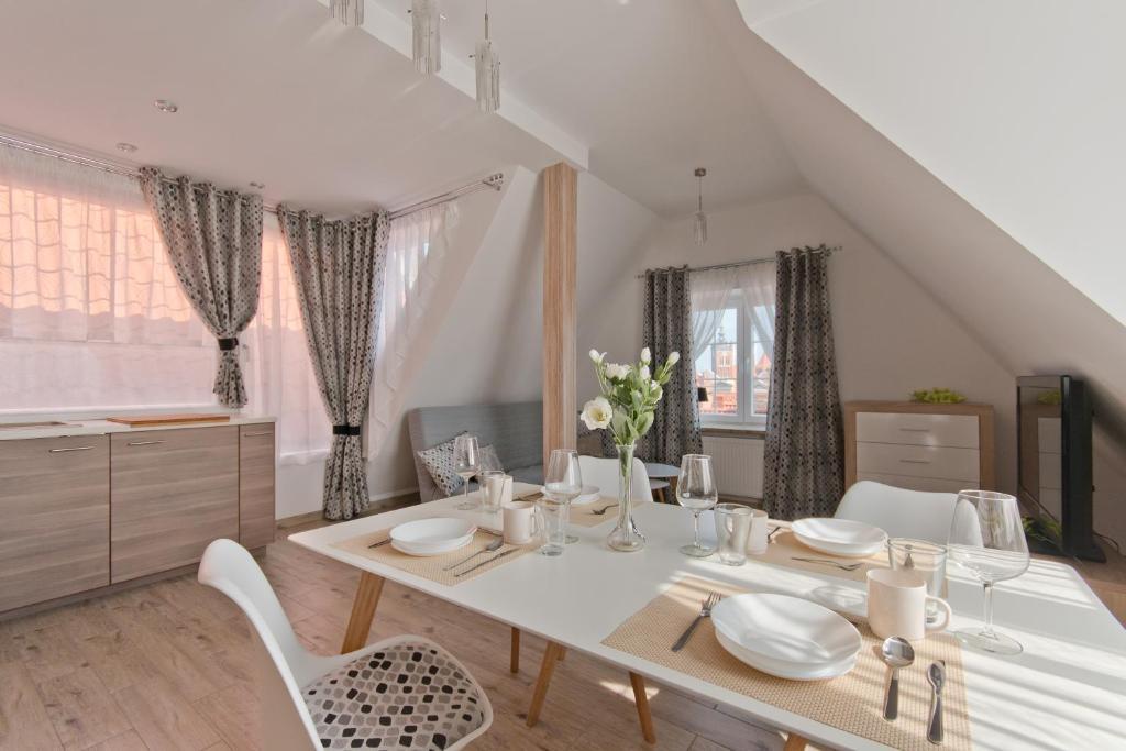 noclegi Gdańsk Apartamenty Gdańsk EU - Apartamenty Przy Piwnej II