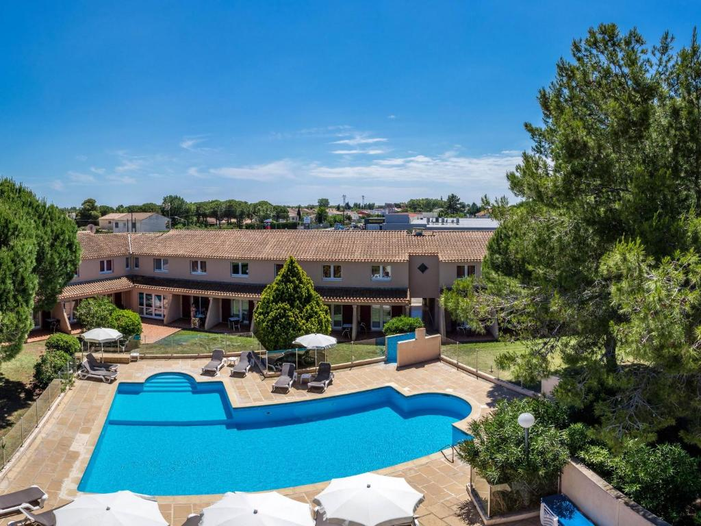 Hotel Piscine Aigues Mortes