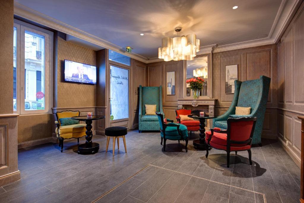 Hotel Muguet Paris