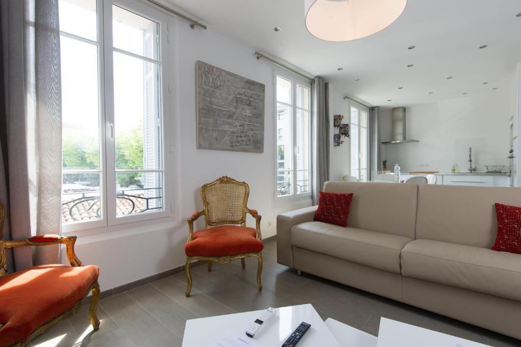 Appartement design proche Croisette