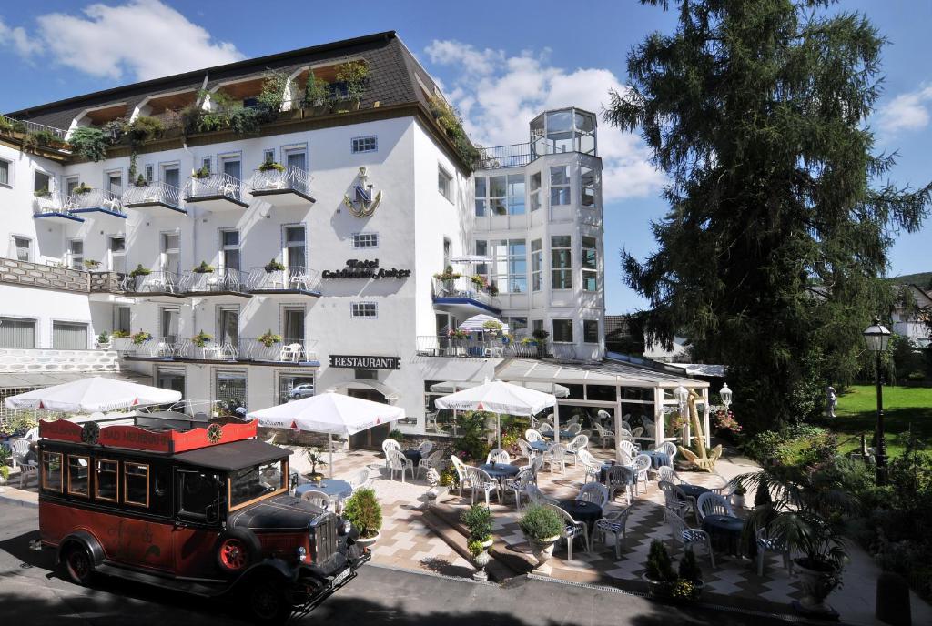 Hotel Restaurant Goldener Anker