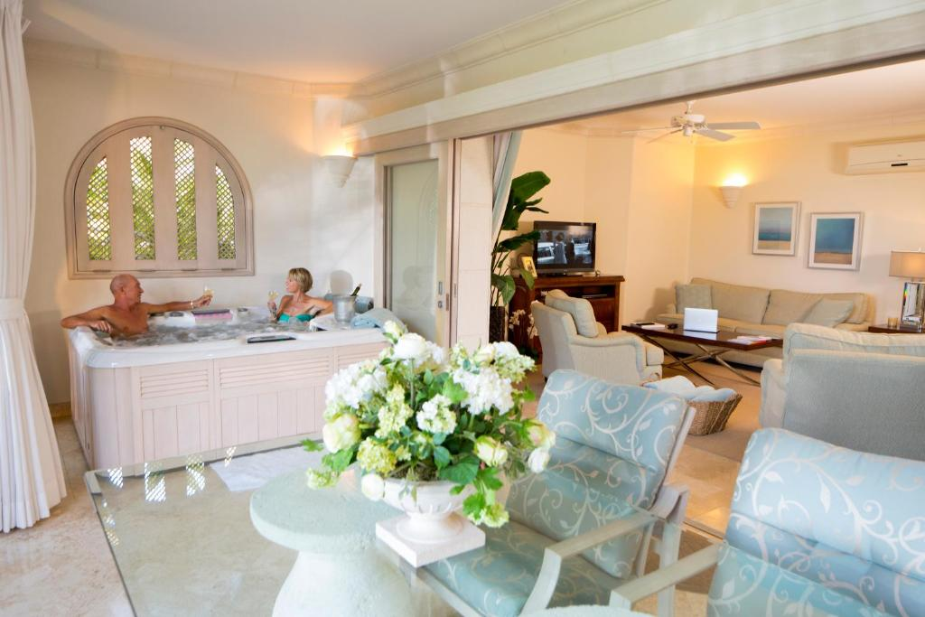 Premium One-Bedroom Villa (BeachFront) St Peter's Bay Luxury Resort and Residencies