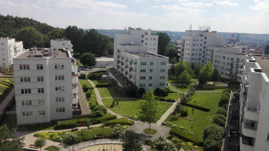 noclegi Gdynia Apartament Gdynia Obłuże 56m2