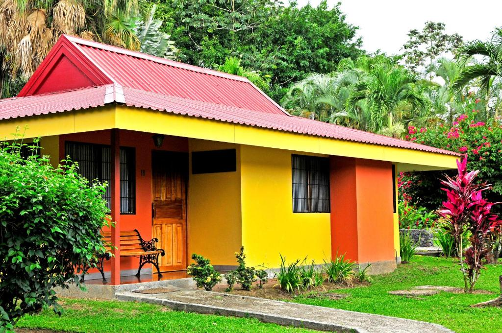 Double Room with Two Double Beds Hotel Arenal Country Inn
