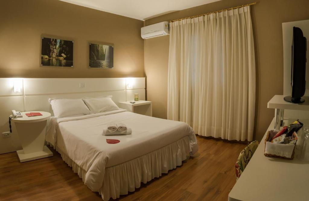 Executive Double Room San Juan Business Jaguariaiva