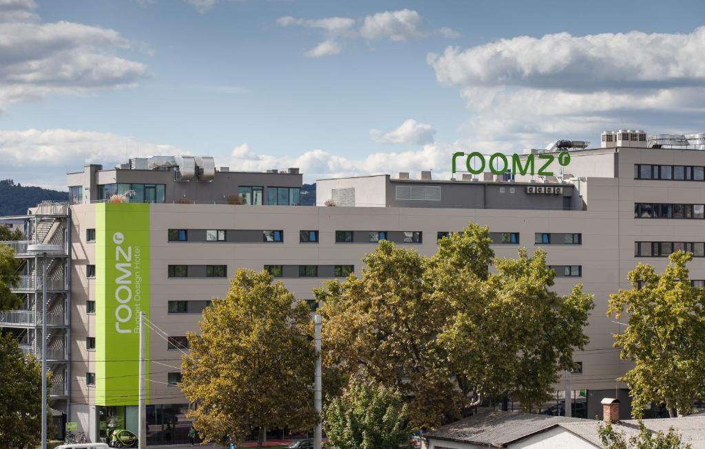 Roomz graz business design hotel graz prenotazione for Design 8 hotel soest