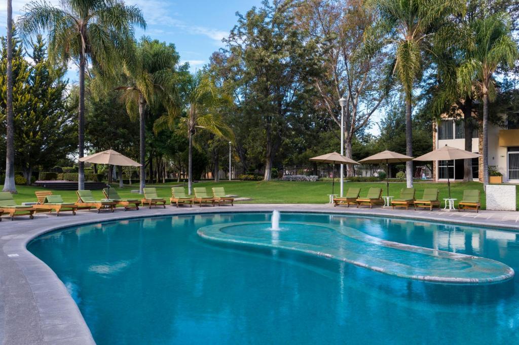 Hotel Las Trojes Aguascalientes