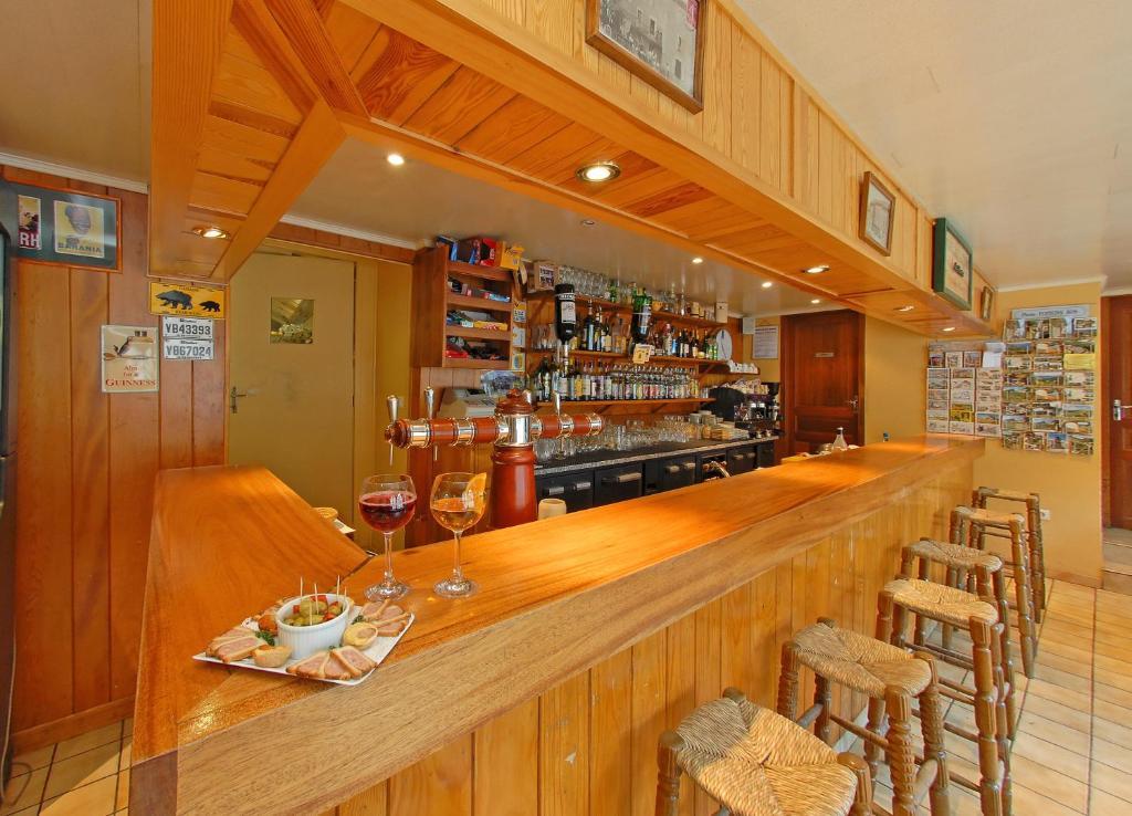 Hotel De France Mende Restaurant