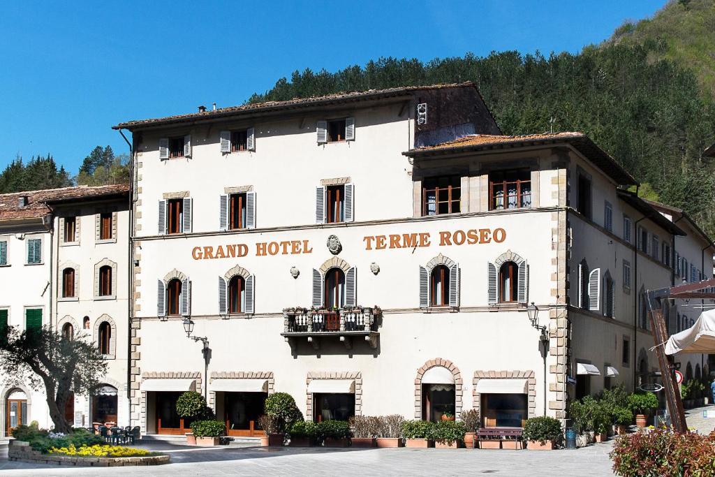 Grand hotel terme roseo bagno di romagna viamichelin - Bagni di romagna terme ...