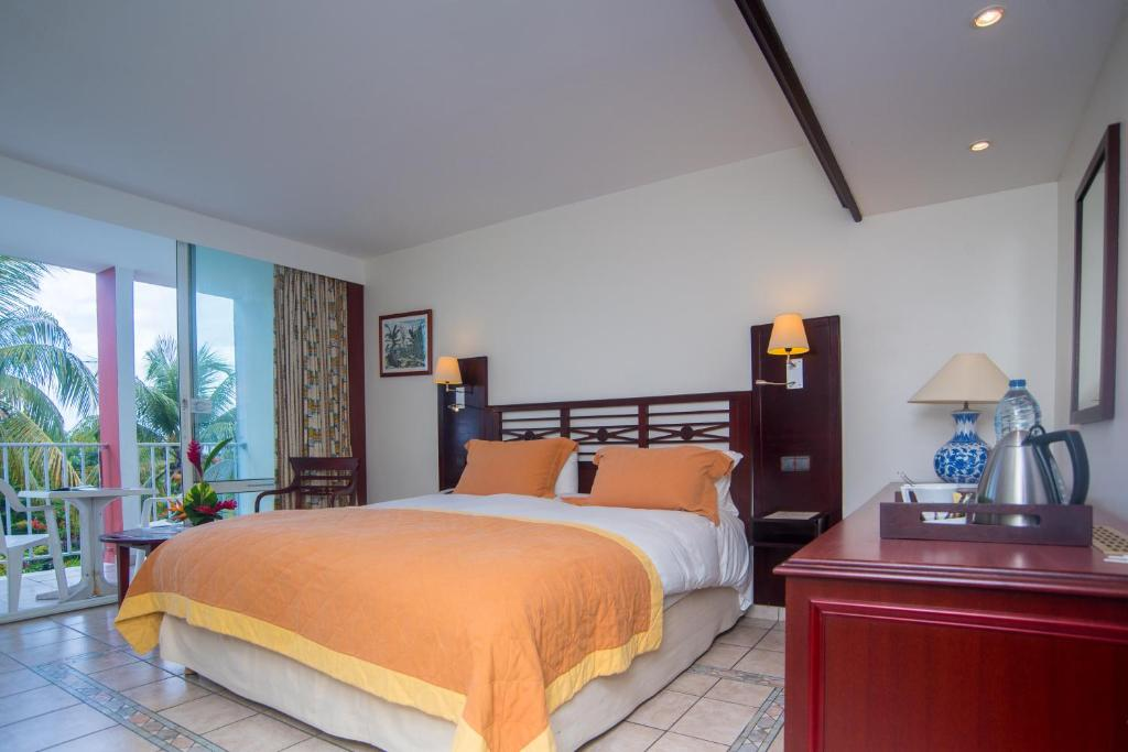 Superior Room with 1 Double Bed and Ocean View Auberge de la vieille tour
