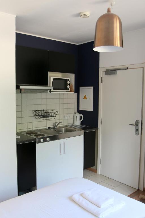 aramis studio hotel sandweiler prenotazione on line viamichelin. Black Bedroom Furniture Sets. Home Design Ideas