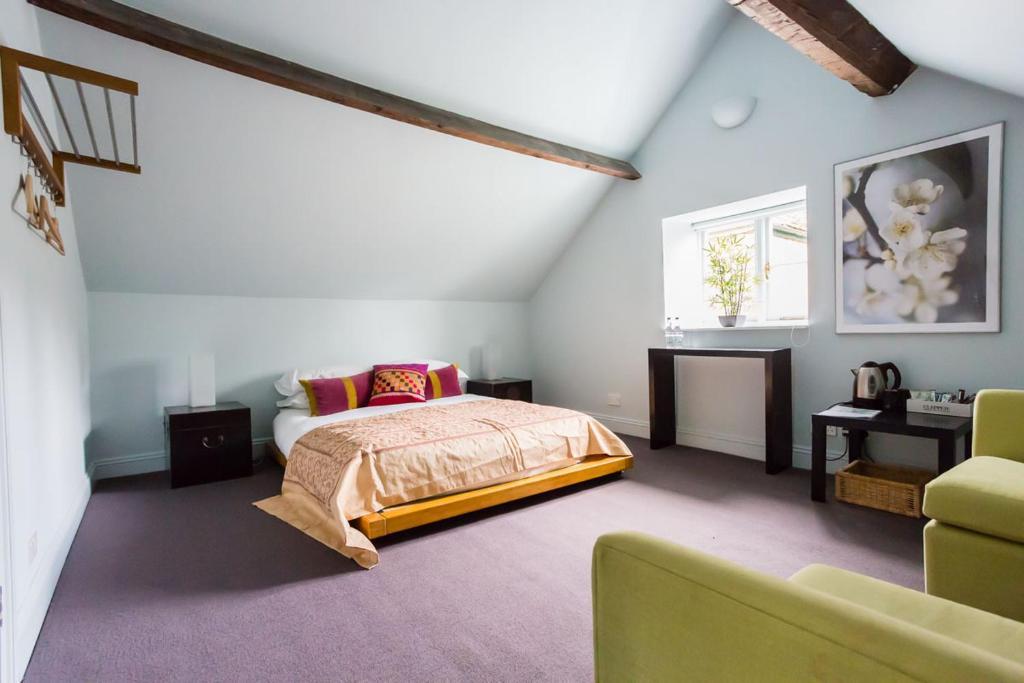 Kingscote Park Accommodation