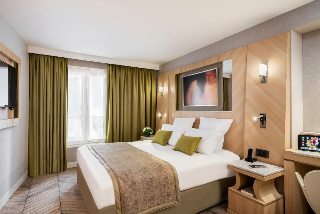 Hotel Louvre Saint-Honoré