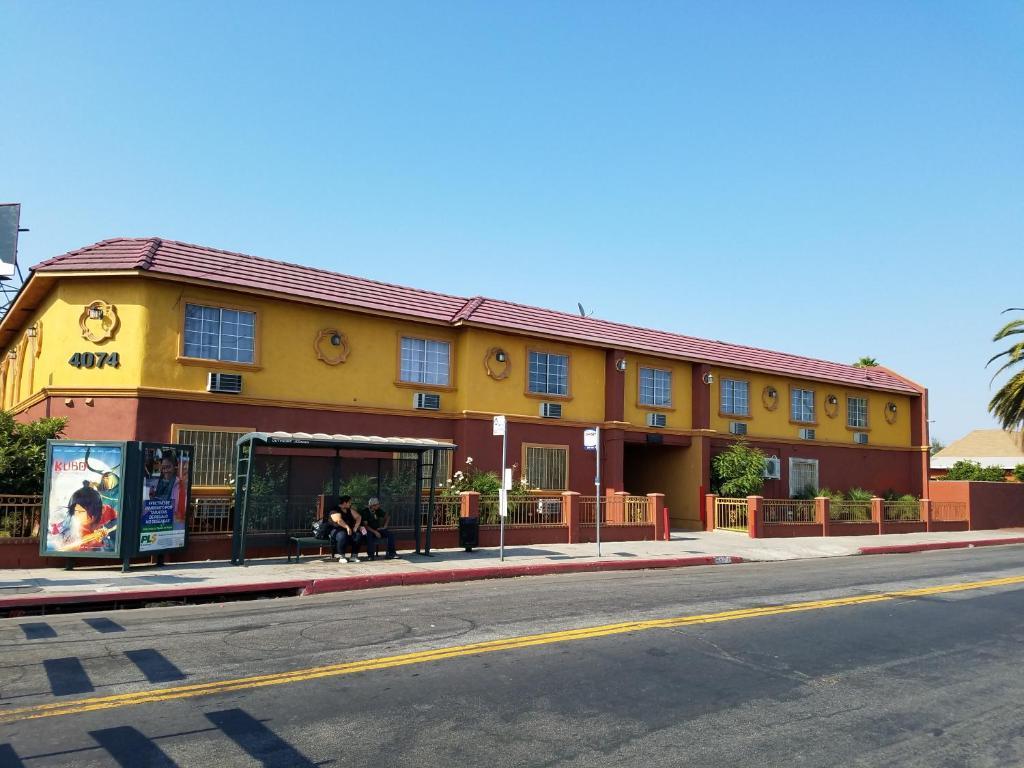 Central Inn Motel Los Angeles Ca