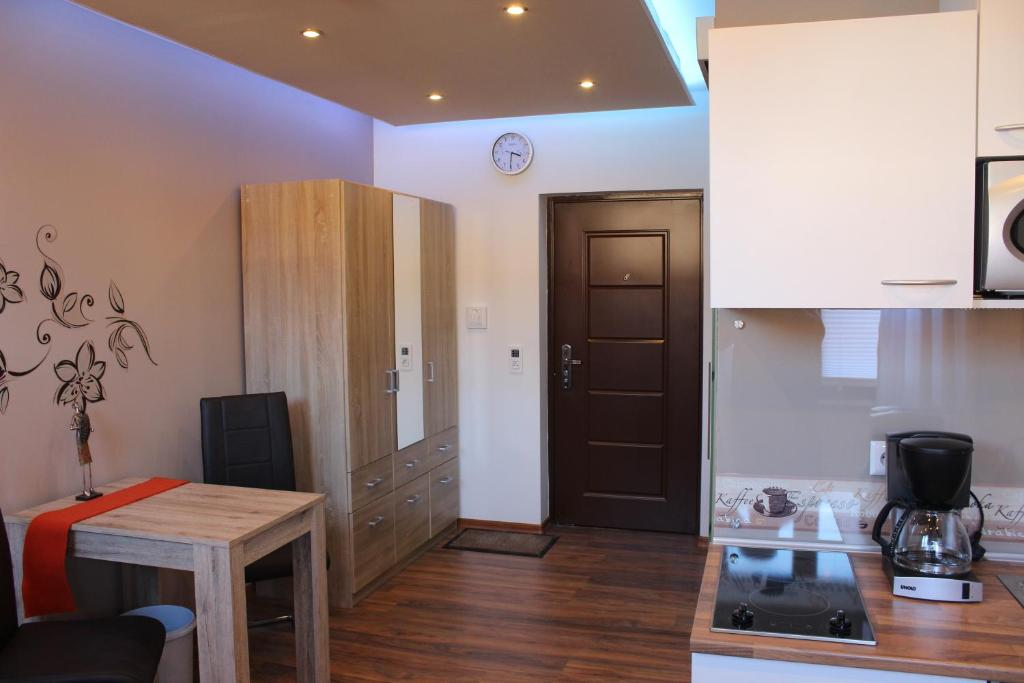 Cameră single cu duş Apartments Wertheim