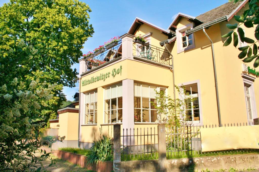 Hotel Restaurant Alttolkewitzer Hof Dresden
