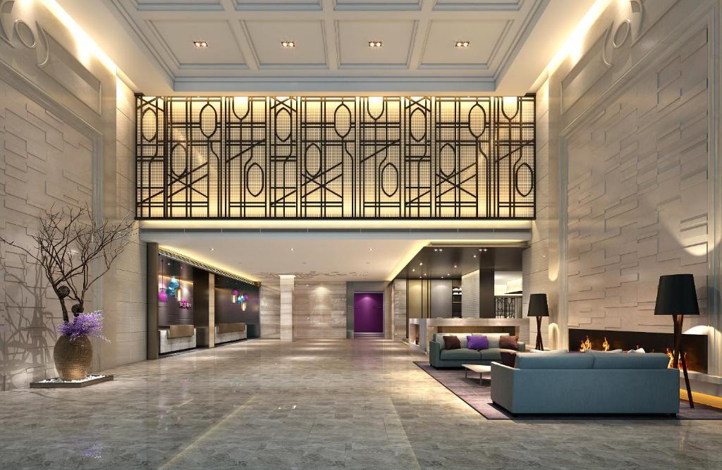 mercure shanghai hongqiao airport r servation gratuite sur viamichelin. Black Bedroom Furniture Sets. Home Design Ideas
