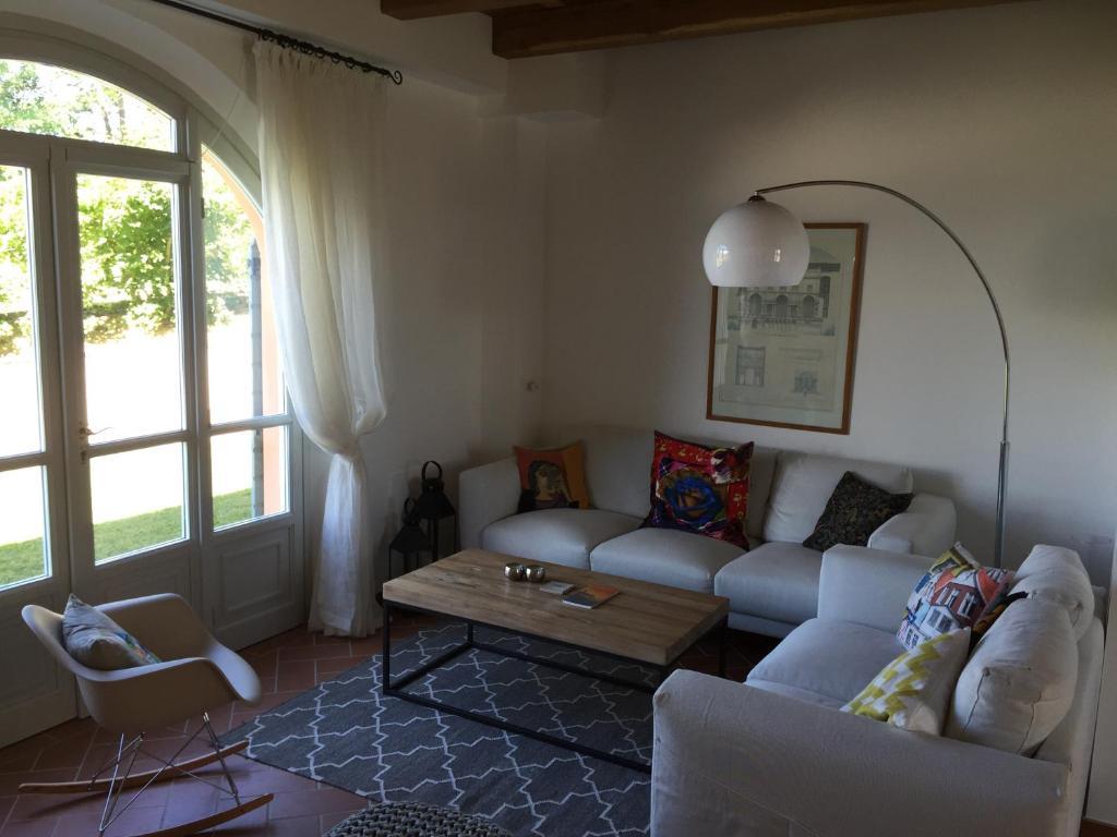 La Famulenta garden apartment