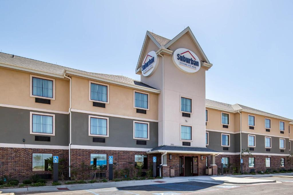 Suburban Extended Stay Hotel Midland I-20