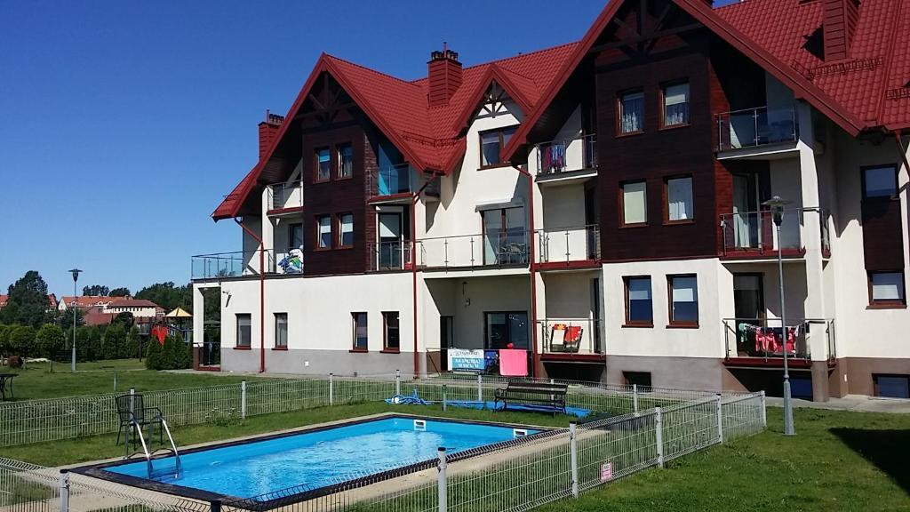 noclegi Jastrzębia Góra Apartament Latarnia