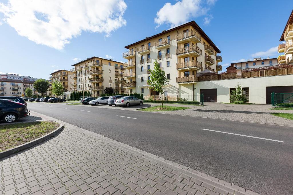 noclegi Świnoujście Apartments Świnoujście Center